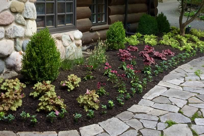 Greenscapes Landscaping Design project